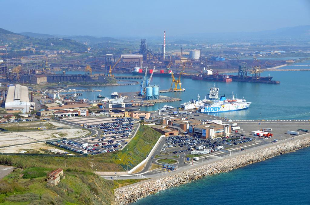 Porto di Piombino come arrivare  Sitabusit
