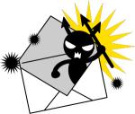 [セキュリティ] ウィルス付きメールが拡散中です!ご注意ください!!