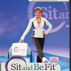Chair Exercises On Cable Tv Best Adirondack Exercise Basics Dvd Sit And Be Fit