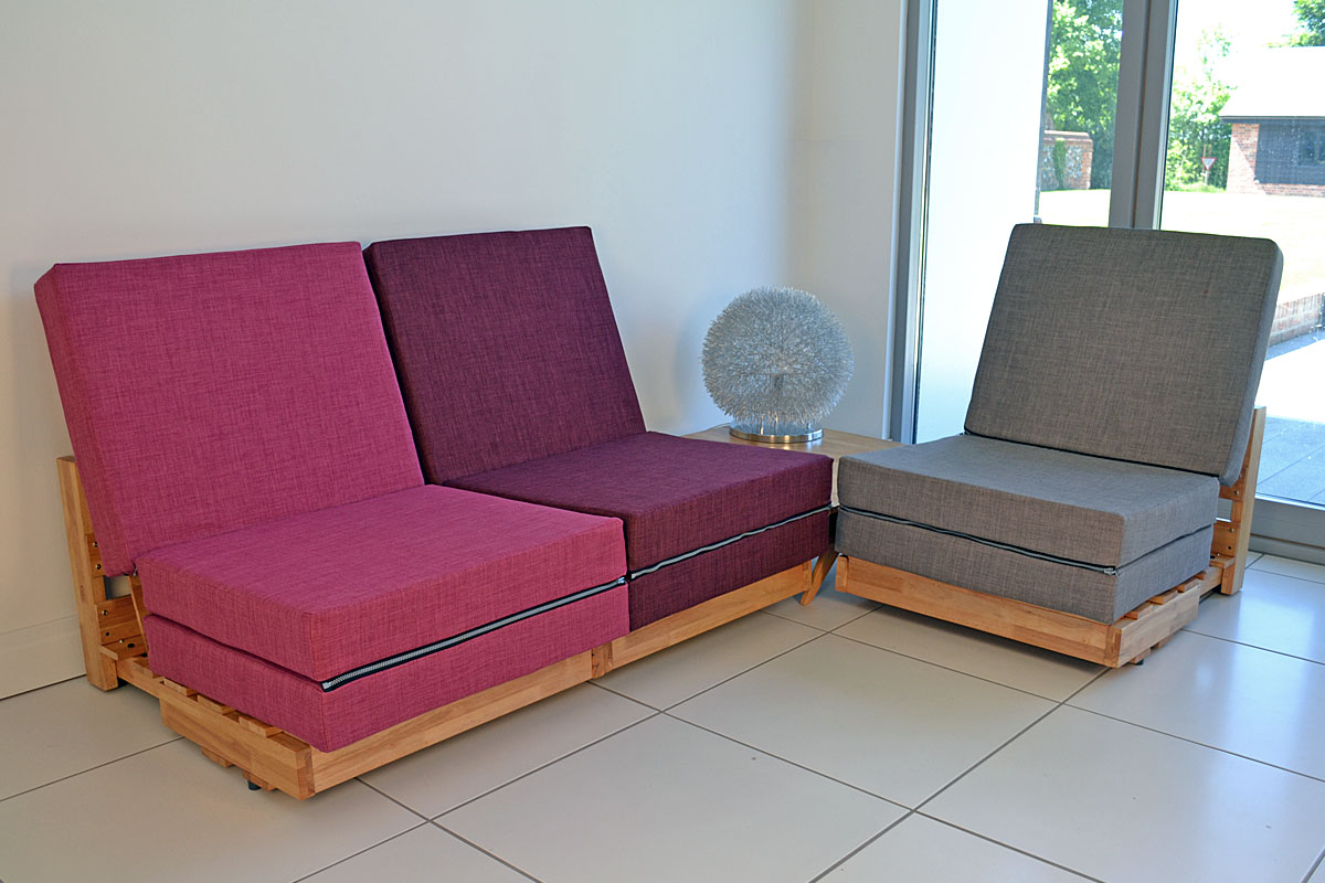 memory foam chair bed uk belvedere salon chairs kewb multifunctional recliner and much more
