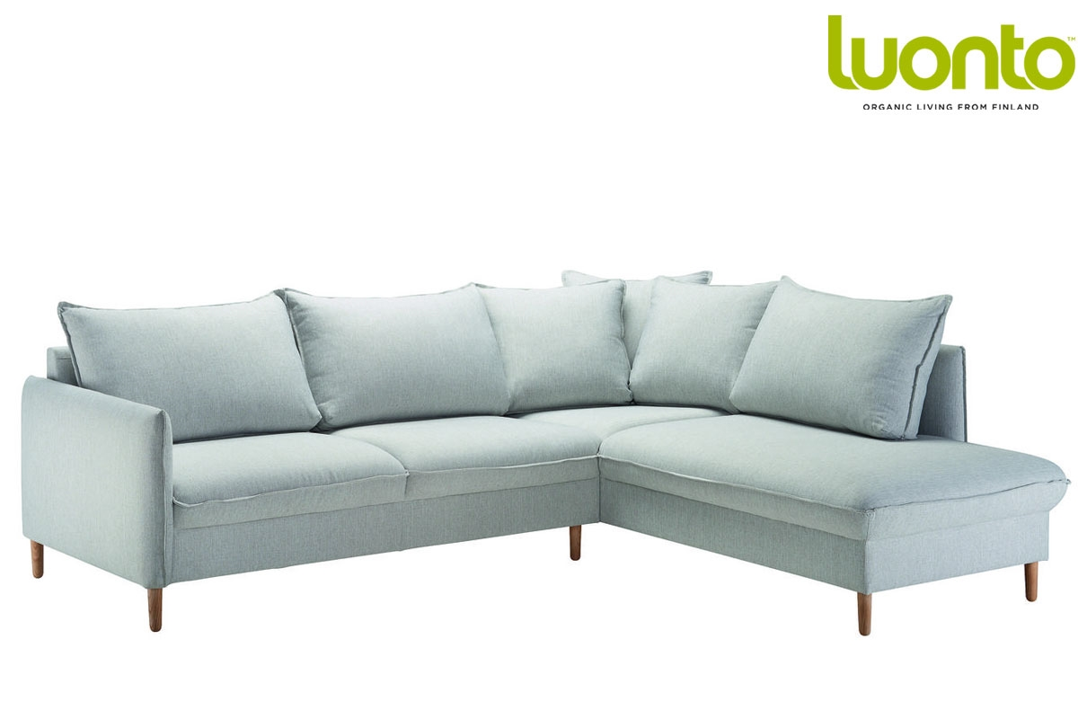 sofa package deals uk simmons bed mattress replacement chic 3 seater corner from luonto
