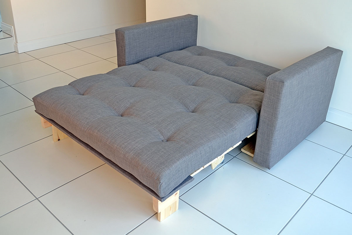 small sofa bed without arms emerald green velvet snug fully upholstered futon sofabed
