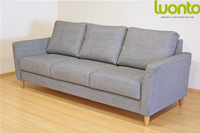 organic sofa uk leather corner bad credit beds from luonto in finland bed