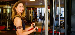 Personal Training Fitness Sporten Voedingsadvies