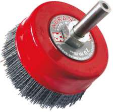 Brushes for Aluminium and Aluminium Alloys  Industrial Brushes SIT Societ Italiana