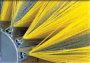 Lineari BrstenleistenStreifenbrsten  Technische