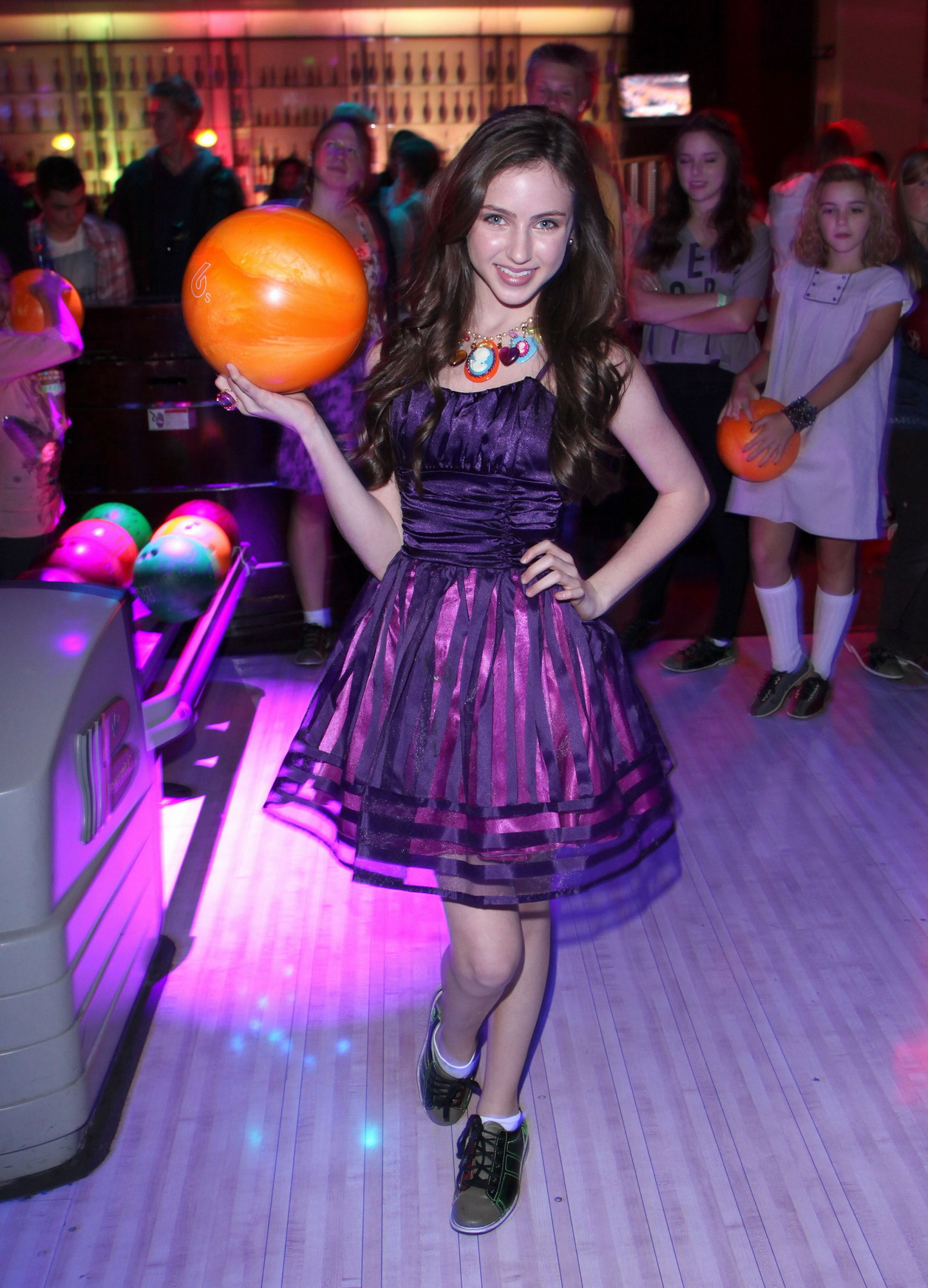 Ryan Newman At Her 13th Birthday Party Sitcoms Online