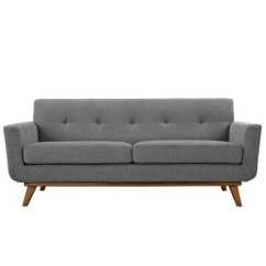 Jamestown 2 Piece Sofa And Loveseat Group In Gray Models India Annabelle Upholstered Grey