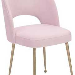 Chair Cba Steel Black Patio Covers Dwell Blush Velvet