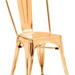 Gold Dining Chairs Leather Rocking Chair Recliner Gavriell