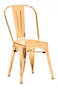 Gavriell Dining Chair Gold
