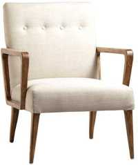 Tobias Chair- Beige - Lounge Chairs - Chairs