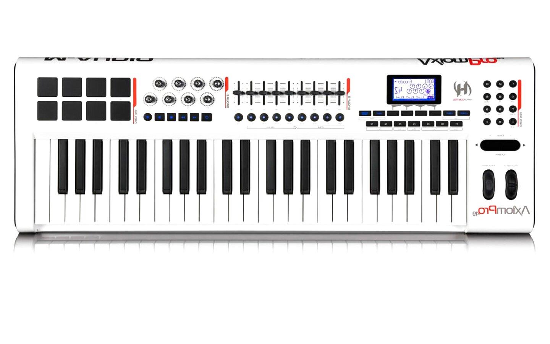 M Audio Axiom Pro 49 d'occasion en Belgique (18 annonces)