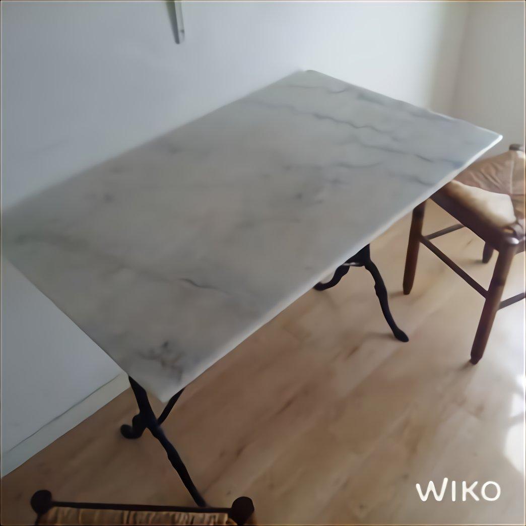 table bistrot marbre d occasion plus