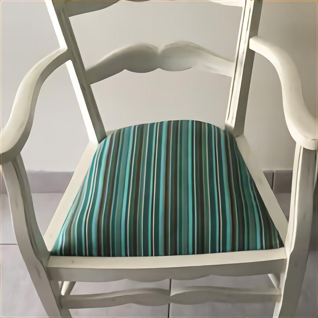 housse fauteuil accoudoir bois d occasion