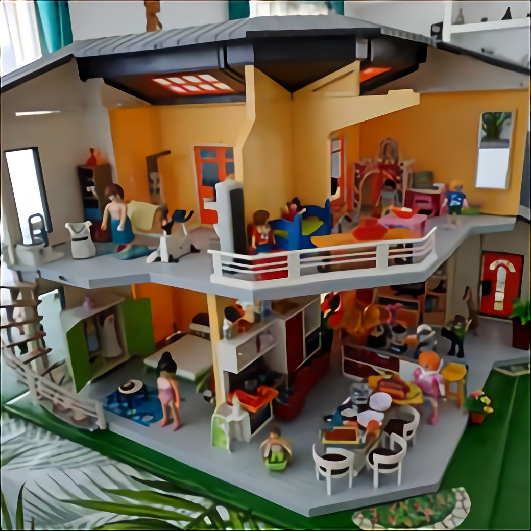 playmobil chambre parents d occasion