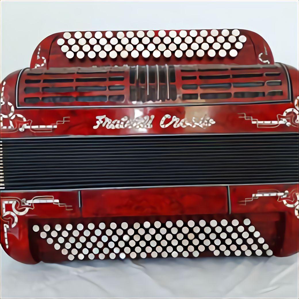 accordeon chromatique boutons d occasion