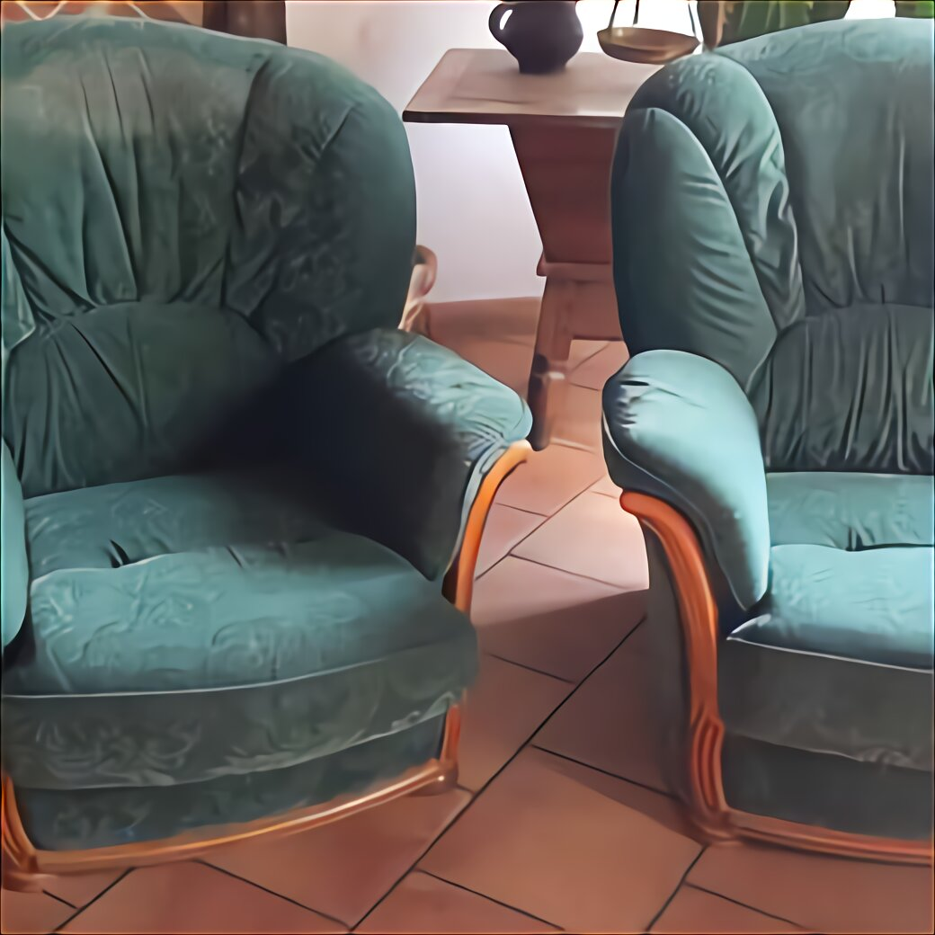 fauteuil crapaud velours d occasion