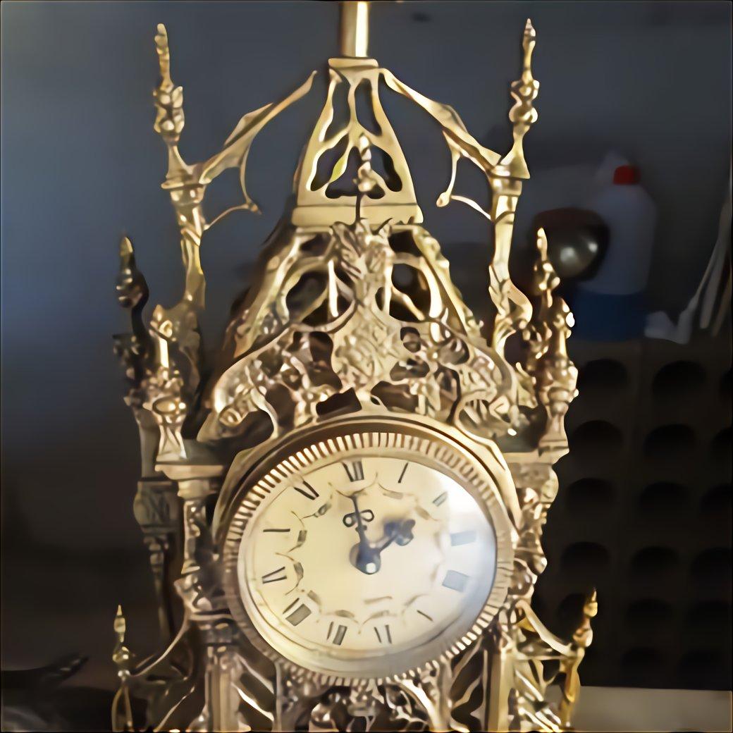 horloge cheminee marbre d occasion