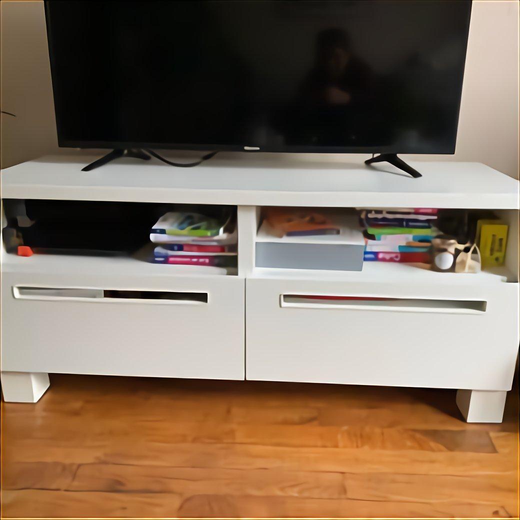 meuble tv ikea blanc d occasion