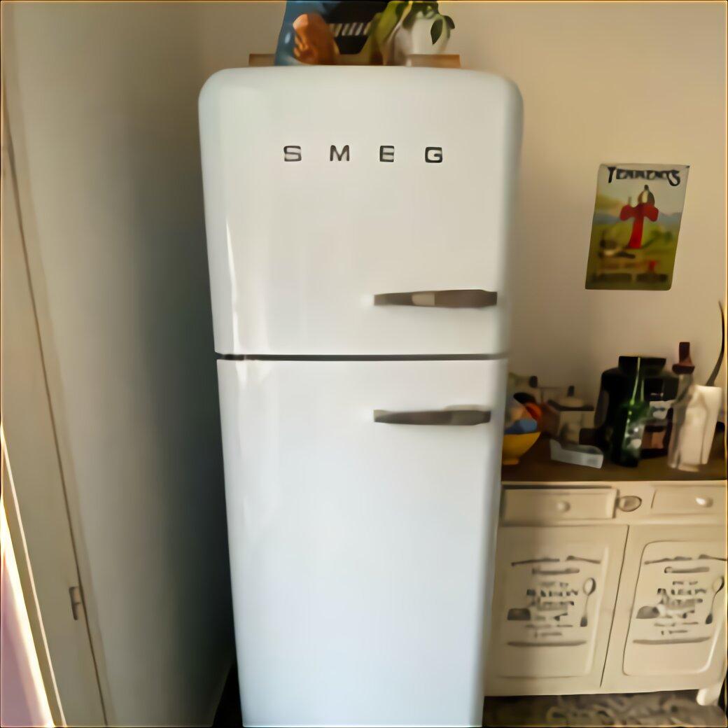 frigo smeg rouge d occasion plus que