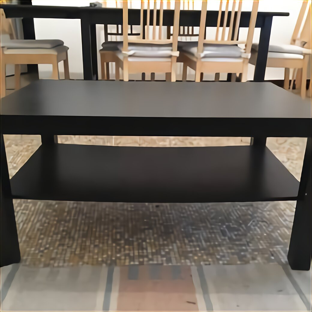 table console extensible wenge d occasion