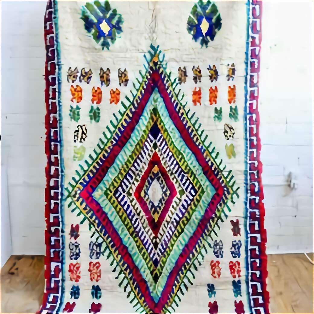 tapis fait main d occasion plus que 4