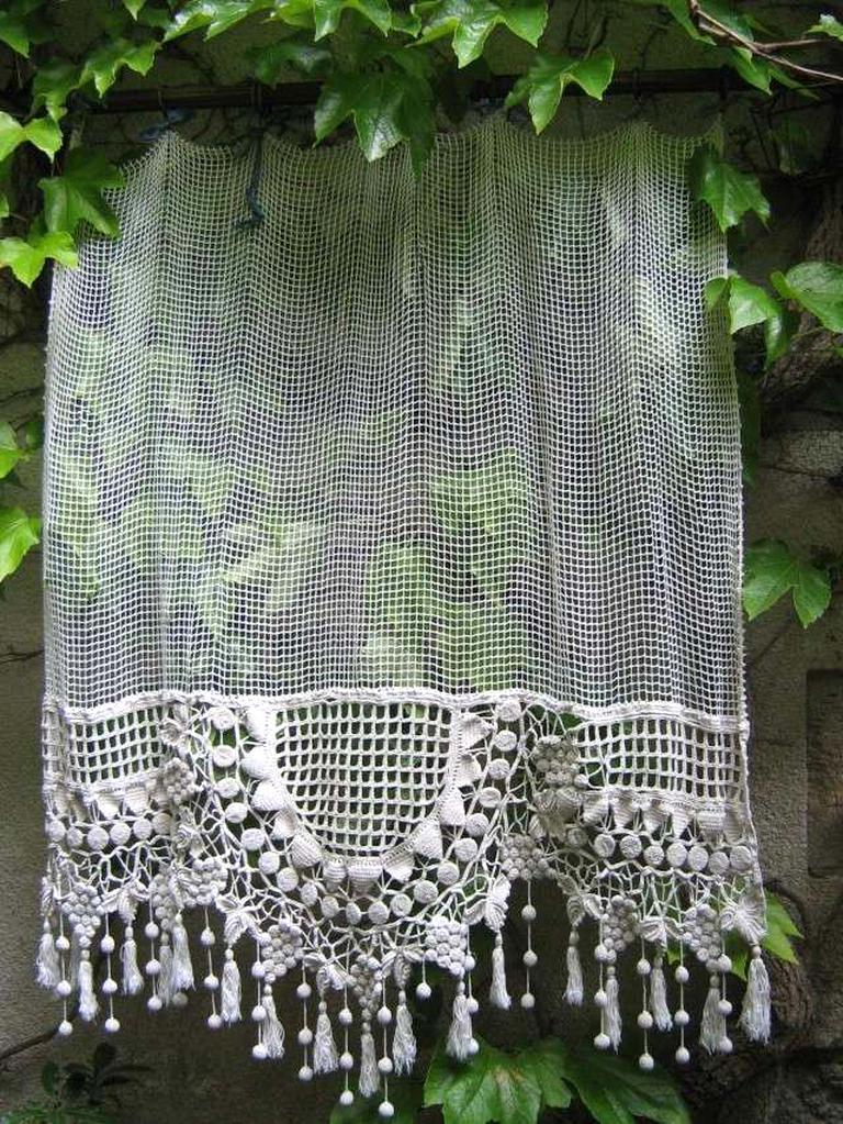 rideaux ancien crochet ancien d occasion