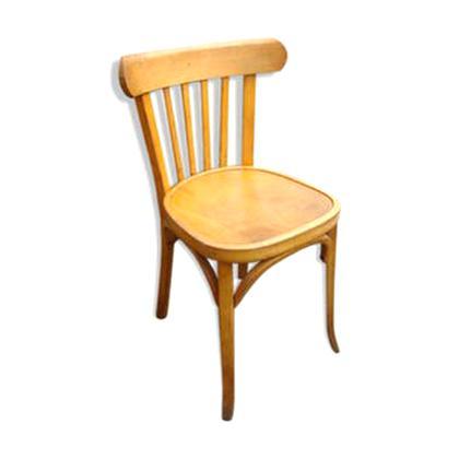 chaises bistrot bois anciennes d occasion