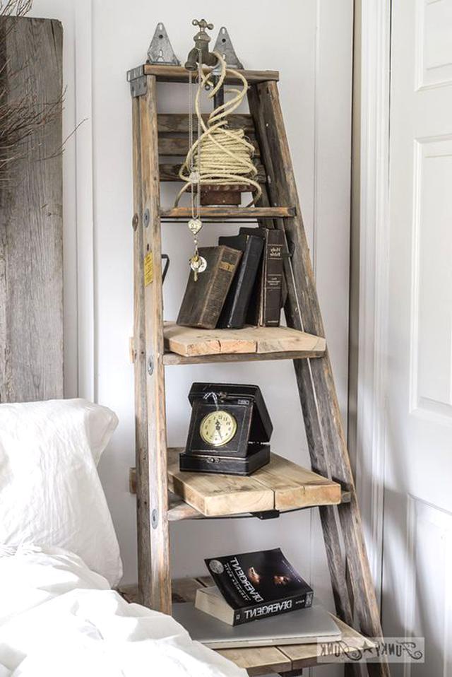 echelle decorative bois d occasion