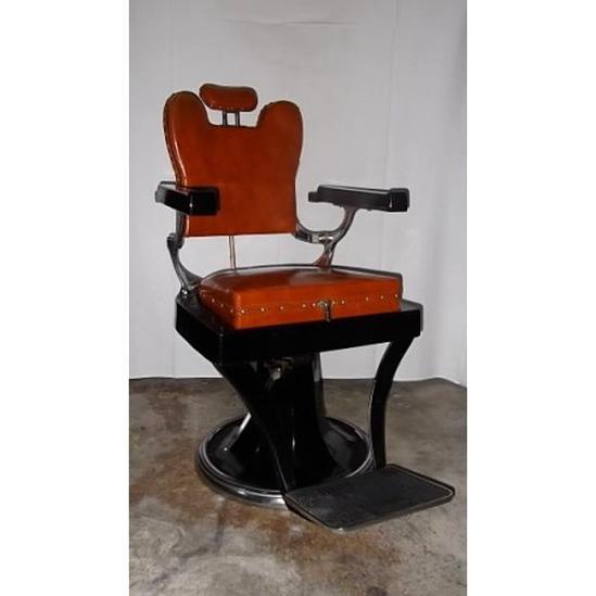 fauteuil barbier ancien barbier d occasion