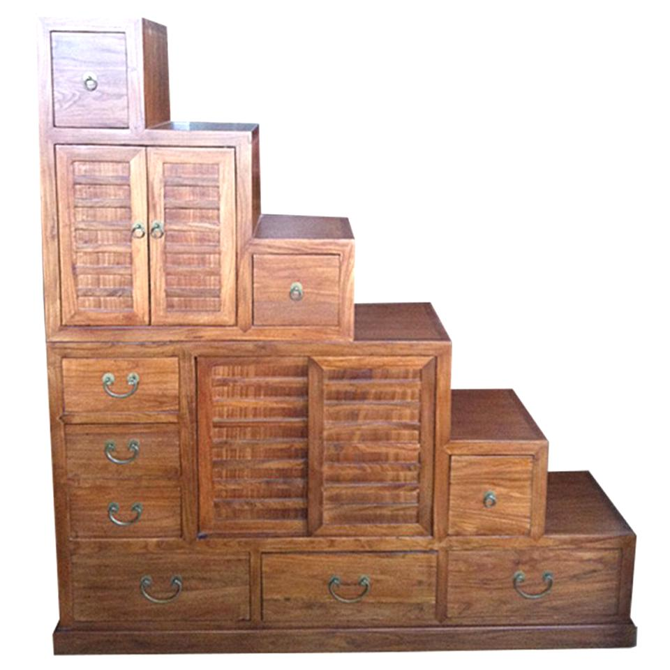meuble escalier chinois d occasion