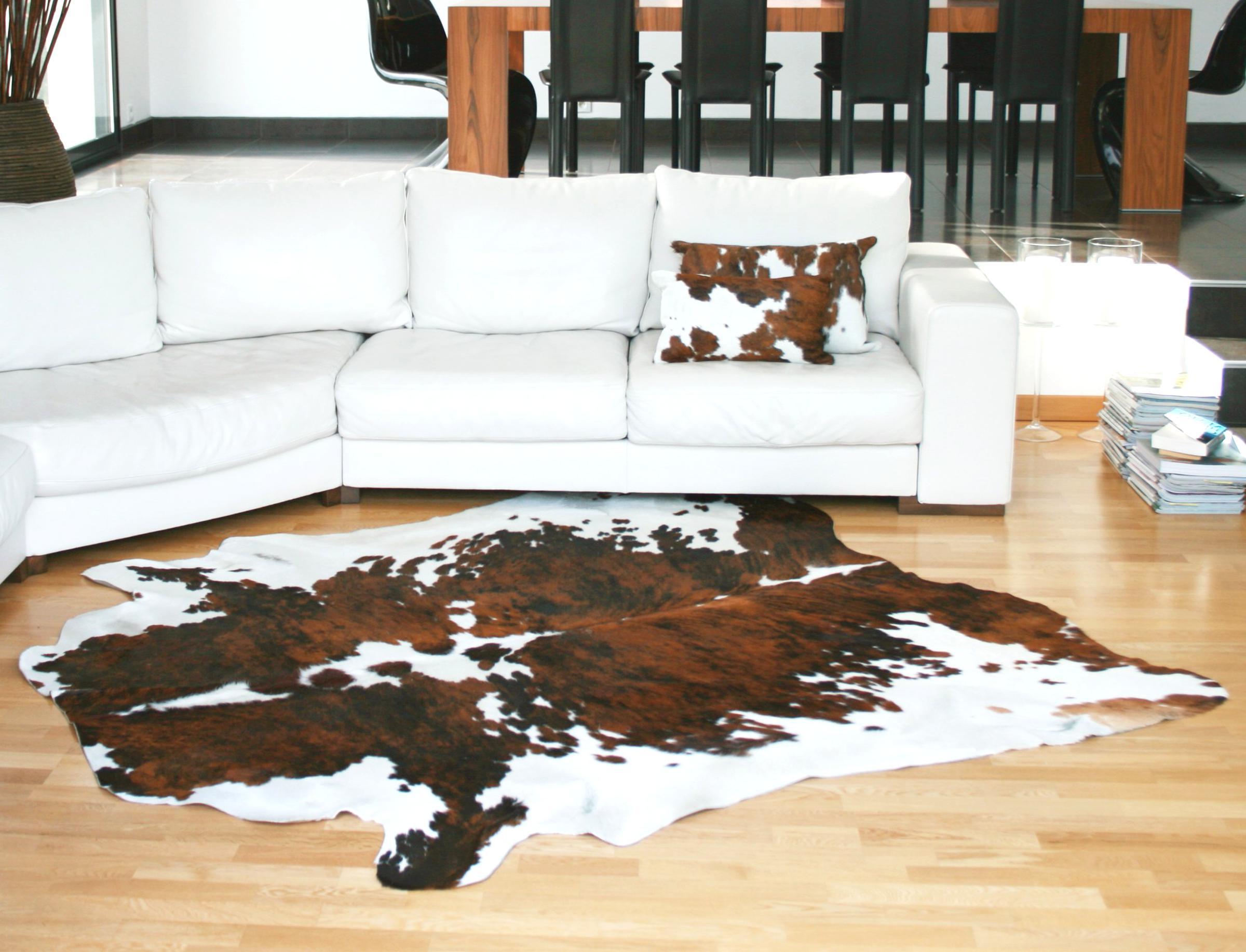 tapis patchwork peau de vache ikea
