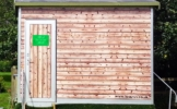 Potting Shed Luxury Toilet Trailer For Sale
