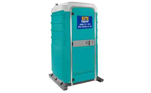 Mains Connected Portable Toilet