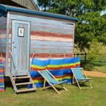 Bespoke themed toilet trailers for sale