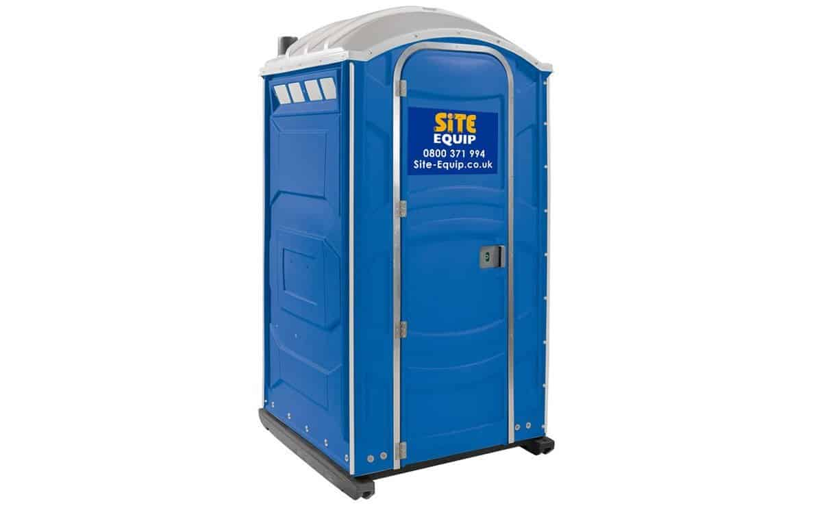 Hot Water Portable Toilet • Site Equip