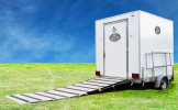 Disabled Toilet trailer hire