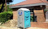 Site Equip Chemical Toilet