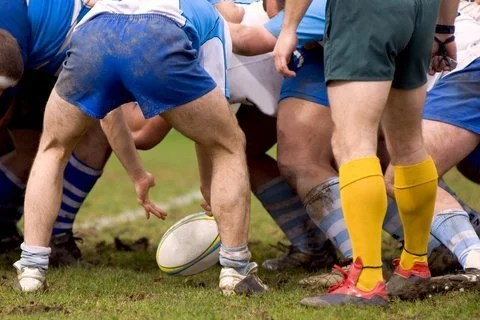 Rugby sporting event