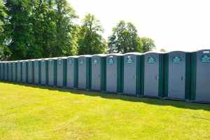 last minute toilet hire