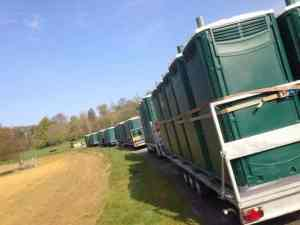 Portable Toilets For Events