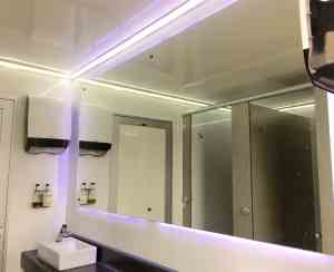 high end portable toilets luxury portable toilets