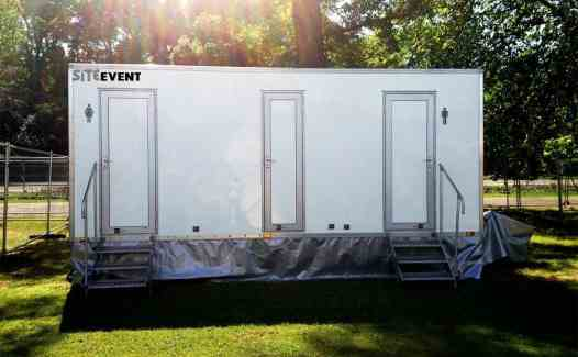 3+1 luxury toilet trailer for sale