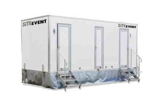 luxury mobile loos