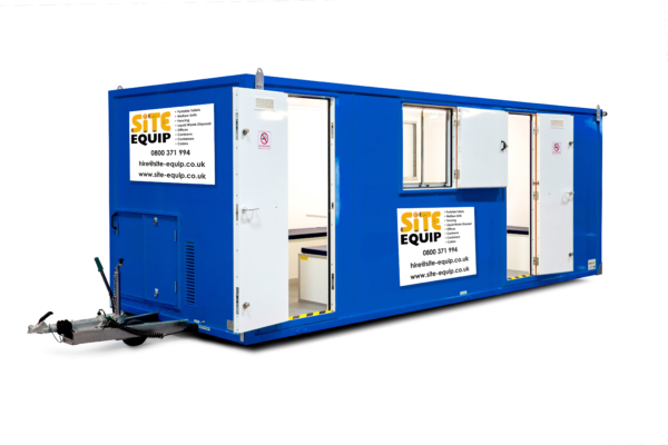 welfare unit 20 foot