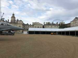 Site Equip help the royals celebrate 100 years of the RAF