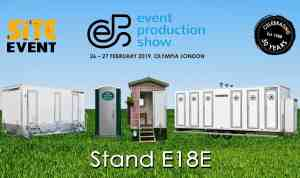 Join Us at the Event Production Show to Launch Our New Product