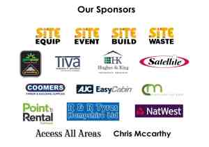 Site Equip charity night