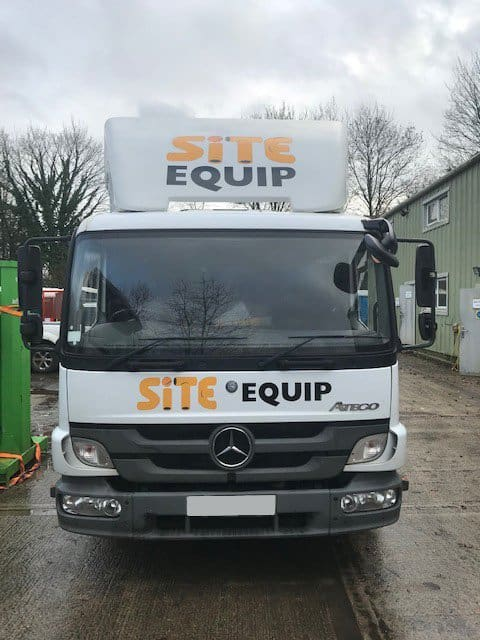 Mercedes Atego 7.5t Beavertail For Sale